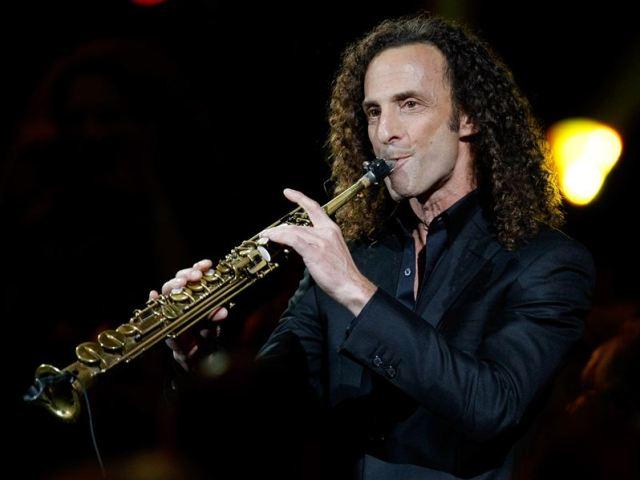 Un saxophoniste qui déchire: kenny G!!! kenny_g